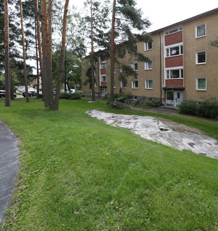 Siirtonurmi referenssikohde - Kerrostalo Taloyhtiö