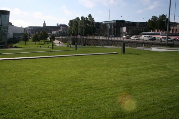 Siirtonurmi referenssikohde - Julkisrakennus